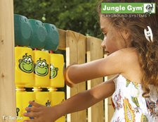 Jungle Gym XXO Spiel Tic Tac Toe