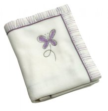 Be Be s Collection Fleecedecke Butterfly 75 x 100 cm