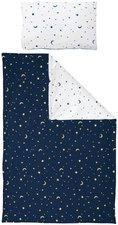 Dr. Sonne Bettwäsche Sterne und Mond 100 x 135 cm