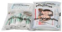 Leina-Werke Komplett-Set Erste-Hilfe-Material DIN 13164
