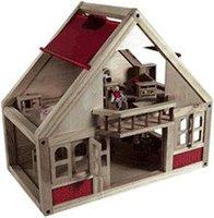 Vedes Puppenhaus aus Holz