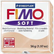 Fimo Soft Basisfarben haut 56g