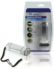 HQ Products Torch-L-CAMP03 Smart Touch Aluminium Taschenlampe