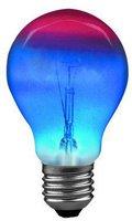 Paulmann AGL 25W E27 105mm 60(55)mm rot/blau