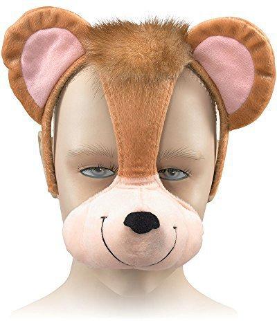 Affen Maske
