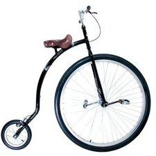 QU-AX Gentlemen Bike