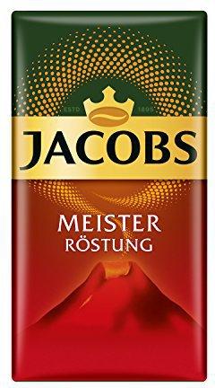Jacobs Meisterröstung Kaffee gemahlen (500 g)