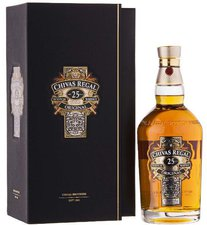 Chivas Regal 25 Blended Scotch Whisky