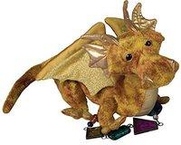 Douglas Cuddle Toys Drache Topaz gold 38 cm