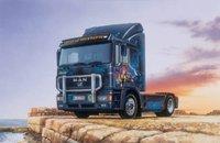 Italeri Man F2000 (0741)