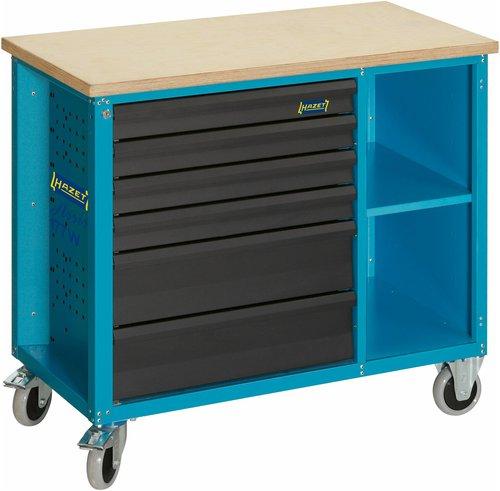 Hazet Fahrbare Werkbank (177W-6)