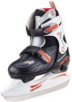 Nijdam Kindereishockey Verstellbar Hard-Boot 0026