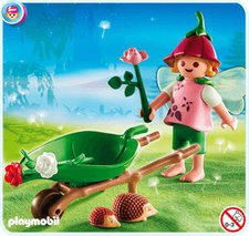 Playmobil Special Kleine Blumenfee 4751