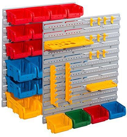 Allit Werkzeugwand StorePlus Set P 43