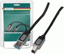 Assmann Digitus USB 3.0 Kabel A/B 1.0m (DB-272366)