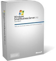 Microsoft Windows Small Business Server 2011 64Bit Clientzugriffslizenz (1 User) (EN)