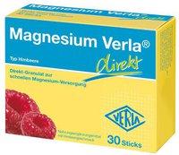 Verla-Pharm Magnesium Verla Direkt Granulat Himbeere (PZN 7396685)