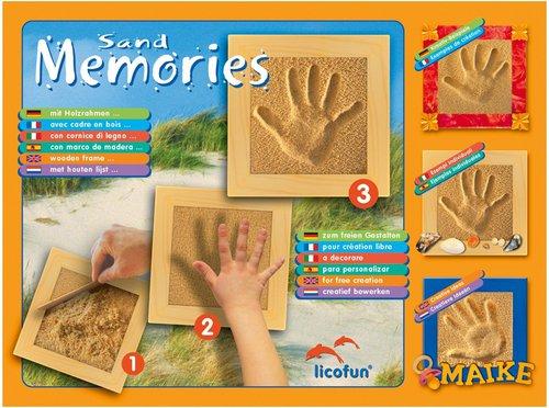 licofun Sand Memories mit Holzrahmen (21110)