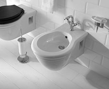 Globo PAESTUM Toilettenbürstengarnitur (Standversion) PASC43