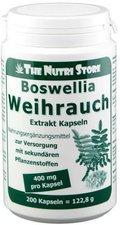 Hirundo Products Weihrauch 400 mg Extrakt veget. Kapseln (200 Stk.)