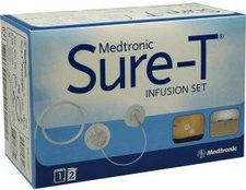 Medtronic Paradigm Sure T 10 mm 80 cm Inf.-set (10 Stk.)