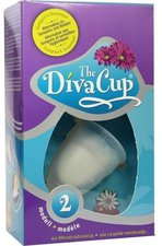 Kessel Diva Cup Menstruationskappe Gr.2 (1 Stk.)