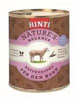 Rinti Nature's Balance Lamm & Reis (800g)