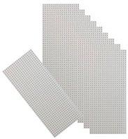 Ministeck Platten weiß Nr. 1 (31201)