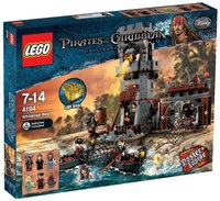 LEGO Pirates of the Caribbean Whitecap Bucht 4194
