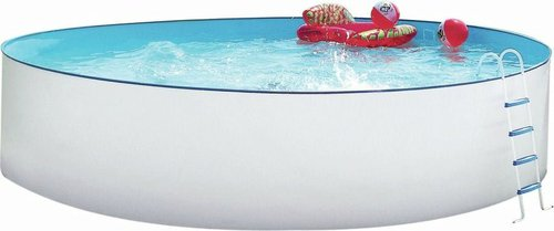 Pool Friends Familia Nuovo Pool-Set rund 350x120 cm