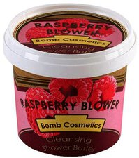 Bomb Cosmetics Raspberry Blower Ice Cream Body Wash