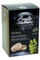Bradley Smoker Aromabisquetten (Hickory)