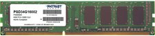 Patriot Signature 4GB DDR3 PC3-12800 CL9 (PSD34G16002)
