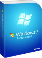 Microsoft MS Windows 7 Professional 64Bit SP1 (DE)