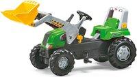 Rolly Toys RollyJunior Traktor mit Frontlader grün