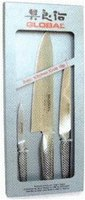 Global Kochmesser Messer Set 3 tlg. (G-21524)