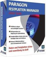 Paragon Festplatten Manager 2009 Suite (DE)