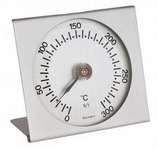 TFA Dostmann Backofen-Thermometer Aluminium