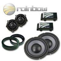 Rainbow Car Audio IQ Line 320.25 Front - VW Golf 5