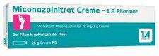 1A Pharma Miconazolnitrat Creme (25 g) (PZN: 02161635)