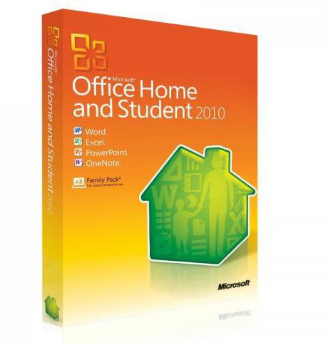 microsoft ms office 2010 home and student product key card. Black Bedroom Furniture Sets. Home Design Ideas