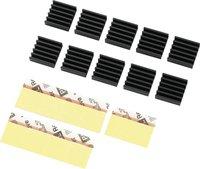 Akasa VGA RAM Heatsinks (AK-VMC01-BK)