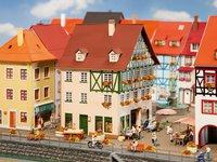 Faller Stadthaus mit Passage (130492)