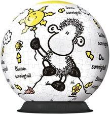 Ravensburger Sheepworld - Sonnigtoller Sonnenschein-Tag 270 Teile Puzzleball