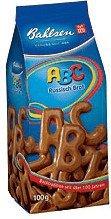 Bahlsen ABC Russisch Brot (120 g)