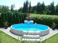 Future Pool Rundpool Fun 640x120cm