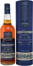 Glendronach Allardice - 18 Year Old 0,7l. 46%