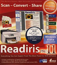 Iris Readiris Pro 11 Middle East (ML)
