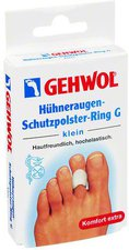GEHWOL Hühneraugenschutzpolster Ring G (3 Stk.)
