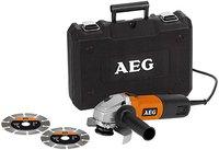 AEG WS 6-125 Diamantset (4935413495)